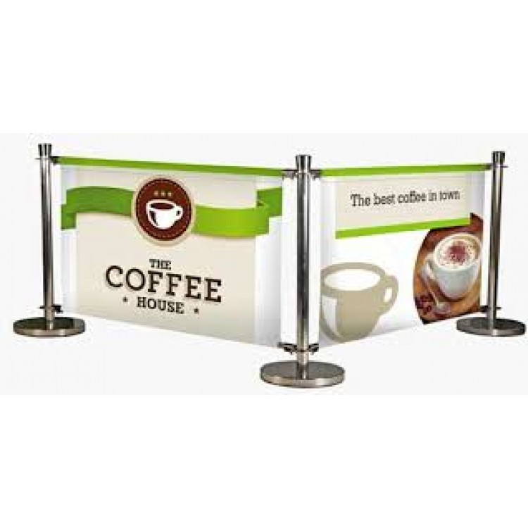 Mesh Banners and Cafe Banners