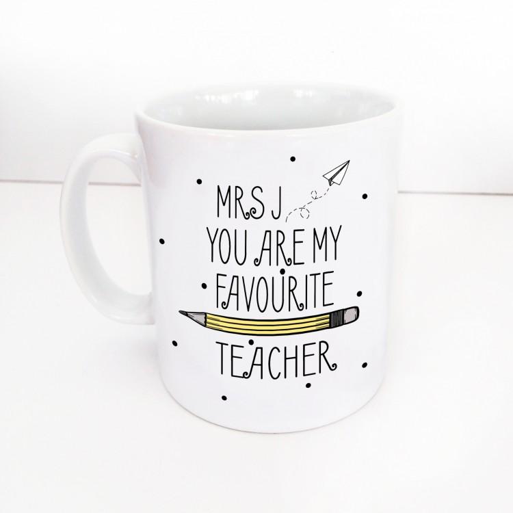 You're My Favourite Teacher Mug