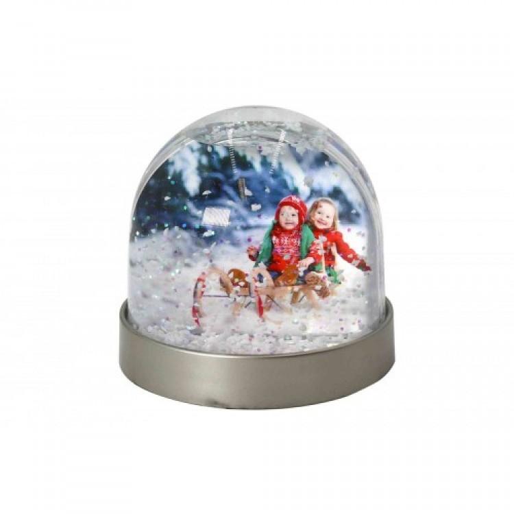 Photo Snow Globe