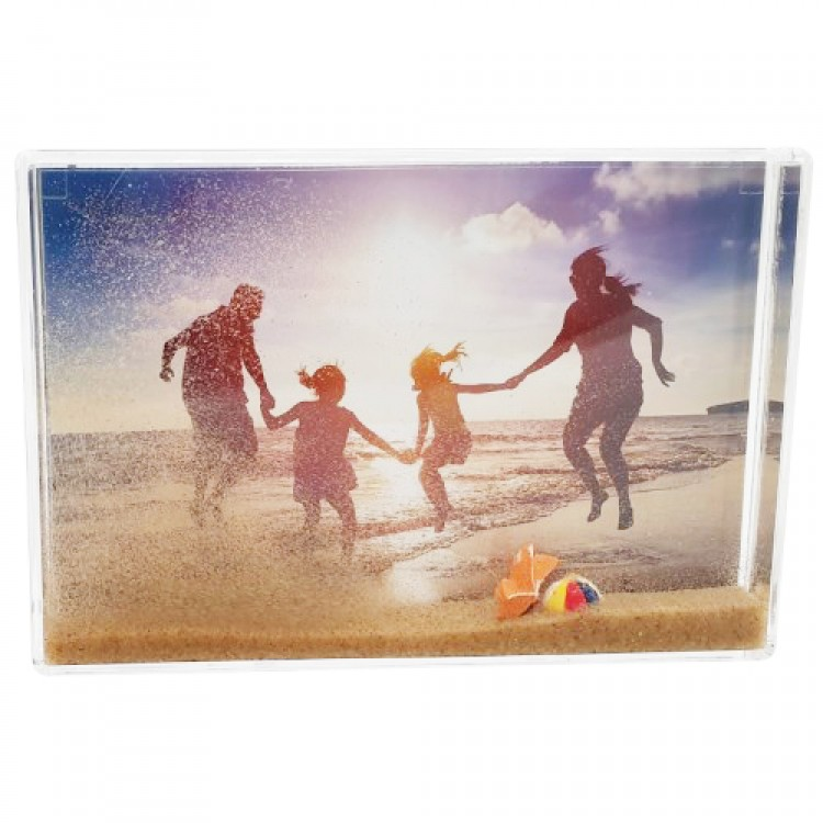 Landscape Photo Block Sand - £14.95